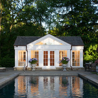 Pool House - Traditional - Pool - chicago - by Northworks Architects and Planners