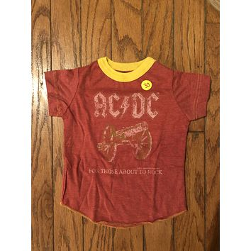 Infant Band AC/DC t-shirt
