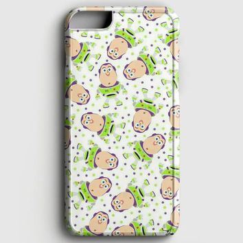 Disney Toy Story Buzz Pattern iPhone 8 Case | casescraft