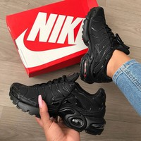 Nike Air Max Plus TN Black Sneaker