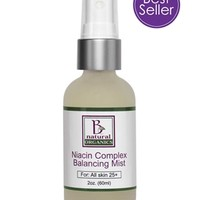 Buy Niacin Complex Balancing Mist - a nutritional treatment for the skin specifically formulated to combat the signs of aging.