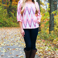 Sweet Cream Delight Blouse