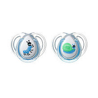 Tommee Tippee Every Day Pacifier - Blue Caterpillar and Snail