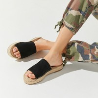 Mimi Espadrille Slide Sandal | Urban Outfitters