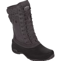 The North Face Women's Shellista II Mid 200g Waterproof Winter Boots - Purple/Grey | DICK'S Sporting Goods