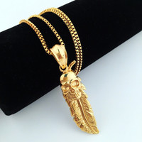 Jewelry Stylish Shiny New Arrival Gift Hip-hop Club Skull Necklace [8439469443]