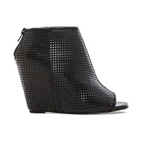 Jeffrey Campbell Jovita Wedge in Black