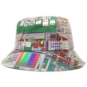 WINDOWS 95 BUCKET HAT