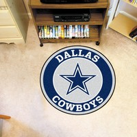 Dallas Cowboys Roundel Mat
