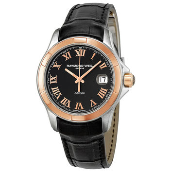 Raymond Weil Parsifal Rose Gold PVD Mens Watch 2970-sc5-00208