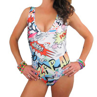 Comic Strip Rave One Piece