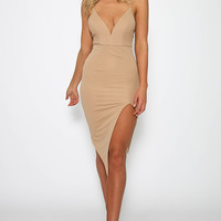 Kirby Dress - Beige