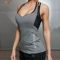 Women Stringer Tank Top Fitness  Clothes