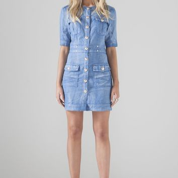 THE ARMED FORCES DRESS - Mossman