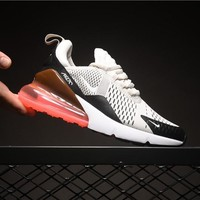 Nike Air Max 270 Light Bone AH8050-003 Sport Running Shoes - Best Online Sale