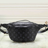 Boys & Men Louis Vuitton Men Fashion Casual Leather Tote Satchel Handbag Corssbody