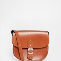 The Leather Satchel Company Saddle Bag