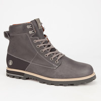 Volcom Smithington Mens Boots Grey  In Sizes