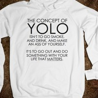 Concept Of YOLO - S.J.Fashion