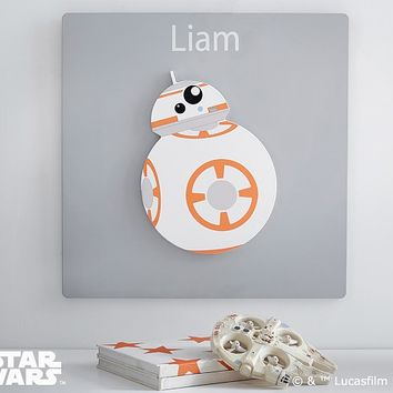 Star Wars™ BB-8™ Personalized Plaque