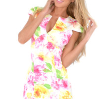 Summer Splash dress - MISSHOLLY