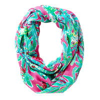 Lilly Pulitzer Riley Infinity Loop Scarf - Trunk Show