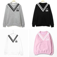 KPOP Bts In Bloom Sweatshirt Bangtan Boys Hoodie Hoody man and woman Sweatershirt  Rap Monster J-hope Jungkook V sweatshirts