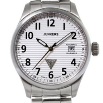 Junkers Wellblech Automatic Watch 6256M-1