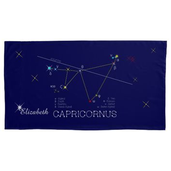 Constellation CAPRICORNUS unique, impressive Pillow Case