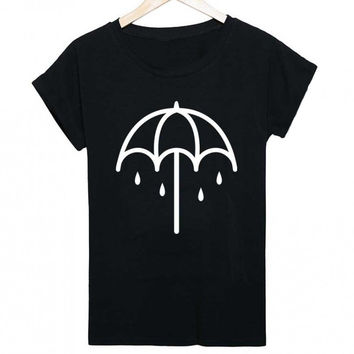 BRING ME THE HORIZON THAT'S THE SPIRIT Women's Casual T-Shirt