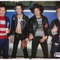 Sex Pistols Band Portrait Poster 24x36