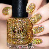 Starrily King Midas Nail Polish