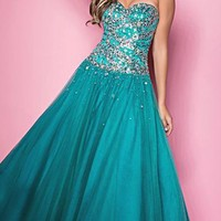 Blush 5209 | Terry Costa: Prom Dresses Dallas, Homecoming Dresses, Pageant Gowns