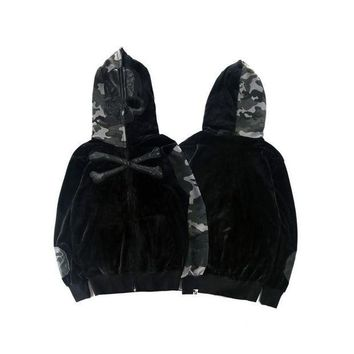 ESBON5L Hoodies Autumn Hats Skull Jacket [10977750151]