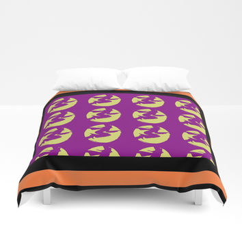 witchwitchwitch Duvet Cover by Kathead Tarot/David Rivera