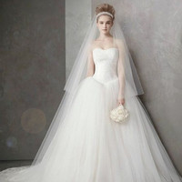 Designer Inspired Wedding Dress- Kate