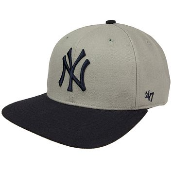New York Yankees - Sure Shot Two Tone Snapback Cap