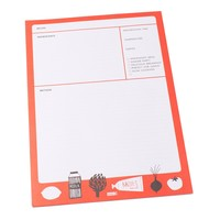 RECIPE INSERTS 20PK: LET'S EAT - Let's Eat - Collections - Stationery