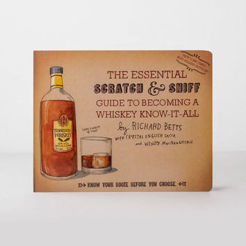 The Essential Scratch and Sniff Guide to Becoming a Whiskey Know-it-All | FIREBOX