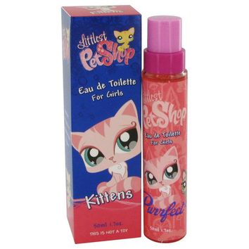 Littlest Pet Shop Kittens By Marmol & Son Eau De Toilette Spray 1.7 Oz