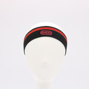GUCCI Soft rubber strip / hair band