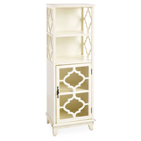 Waverly Cabinet, White, Cabinets & Hutches