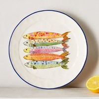 Sardina Side Plate by Anthropologie in Assorted Size: Side Plate Dinnerware
