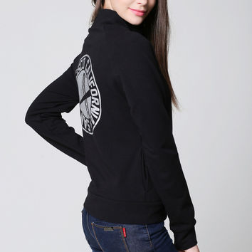 Unique Womens Casual Sweater Coat Gift-42