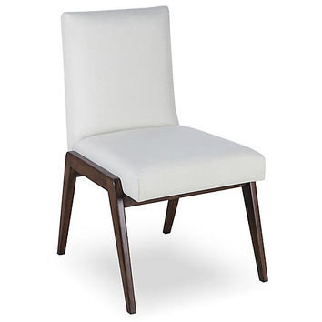 Owen Side Chair, Ivory - Maison 55 - Brands | One Kings Lane