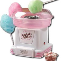 Nostalgia Electrics - Hard Candy Cotton Candy Maker - Pink - PCM-805 - Best Buy