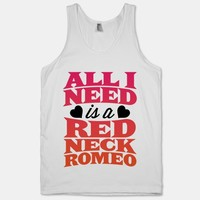 All I Need Is A Redneck Romeo | HUMAN