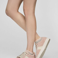 Plimsolls with side detail - Trainers - Shoes - Woman - PULL&BEAR United Kingdom