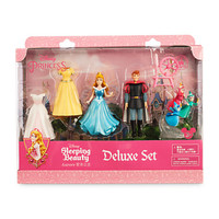 disney princess sleeping beauty aurora deluxe play set new edition new with box