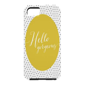Allyson Johnson Hello Gorgeous Cell Phone Case